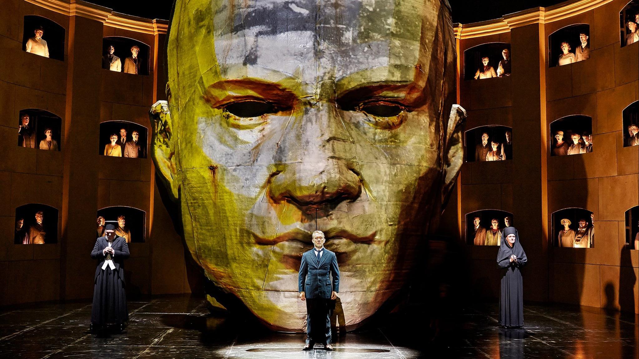 Opera Australia's King Roger