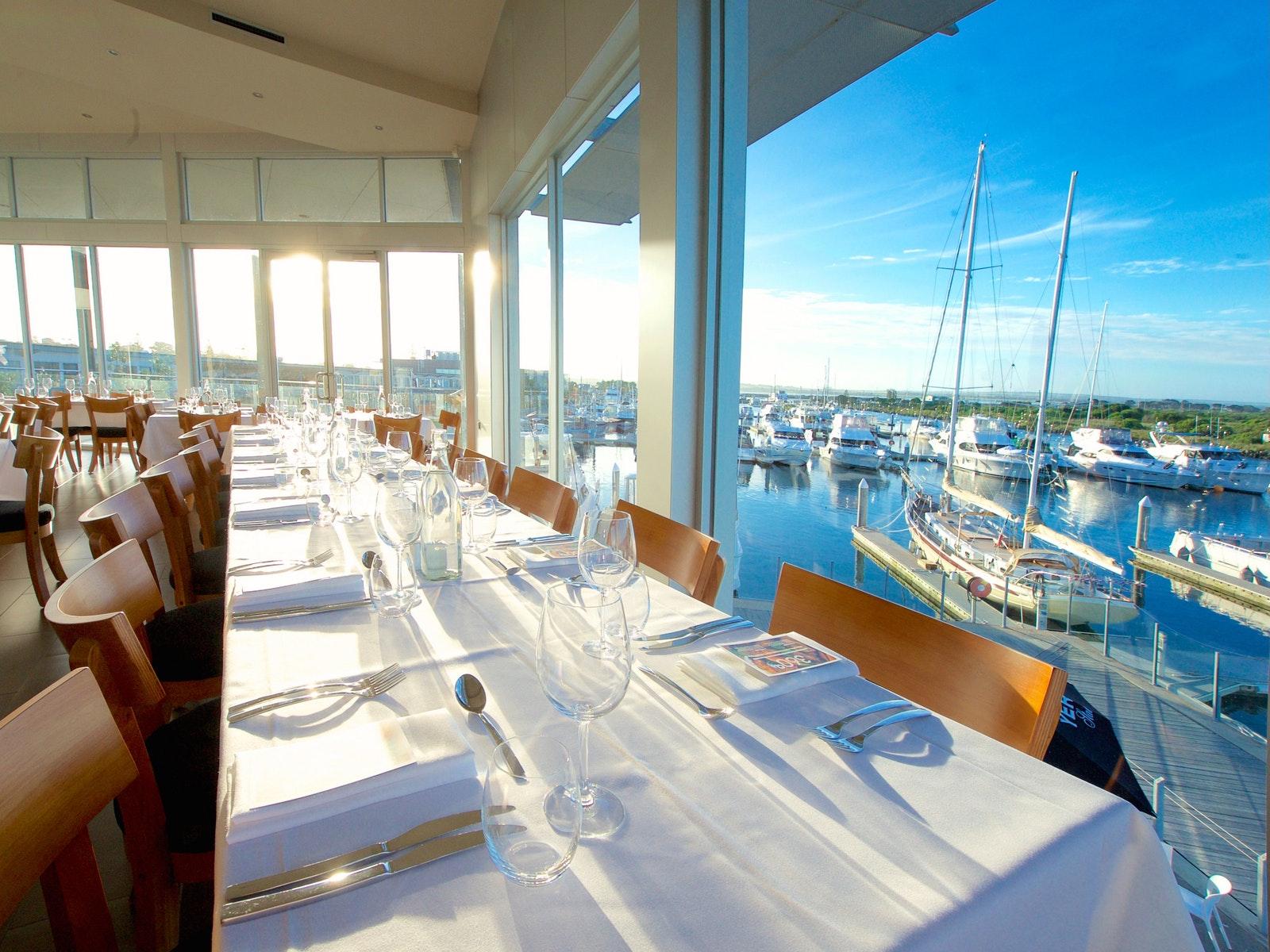 360Q restaurant and wedding functions venue at Queenscliff
