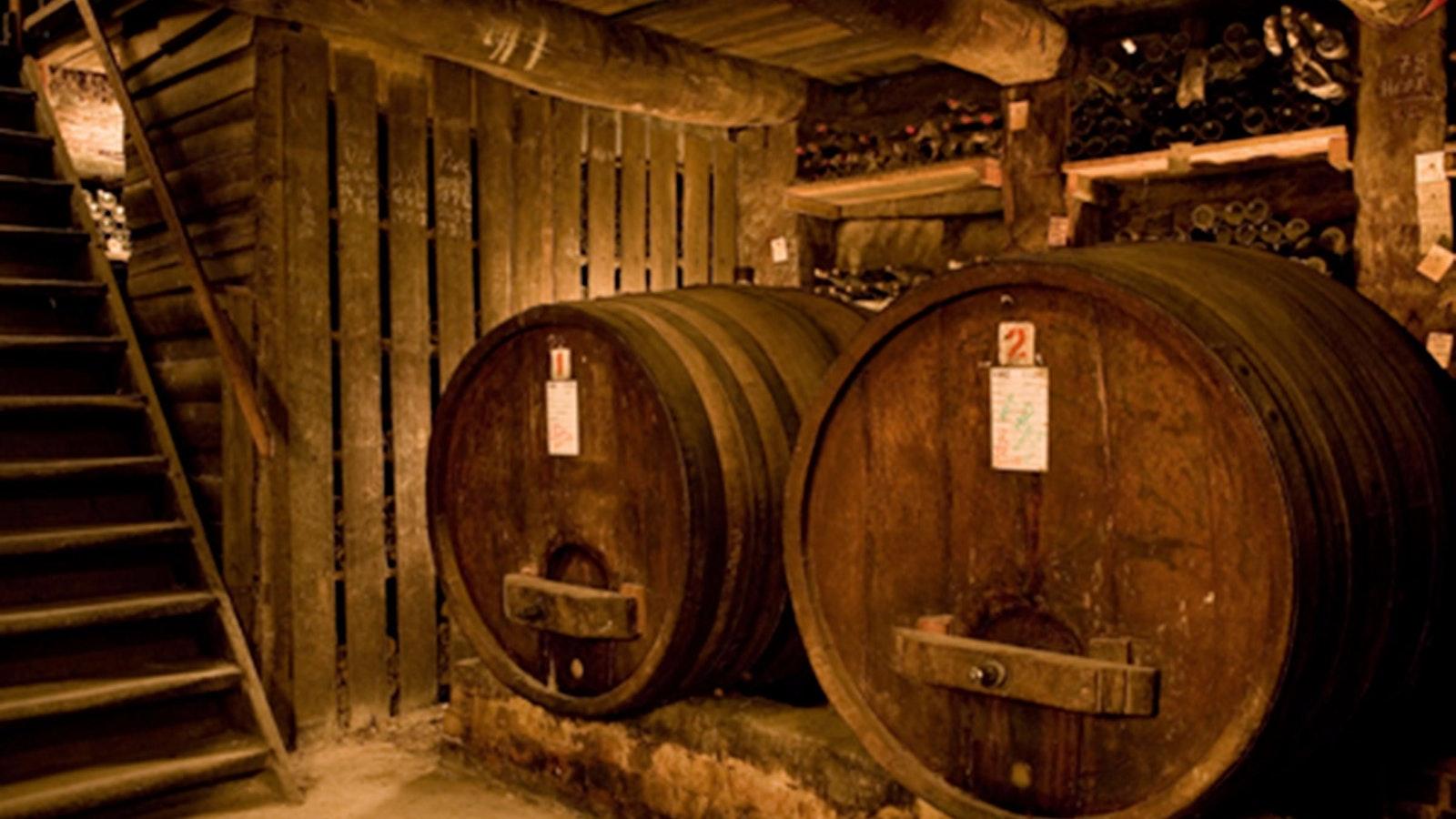 Underground barrells