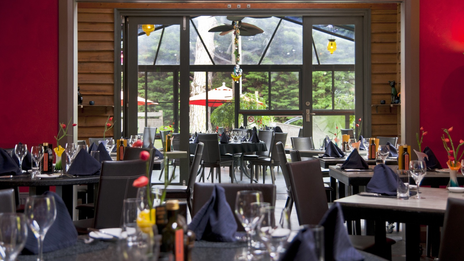 Oakdene Vineyards Restaurant