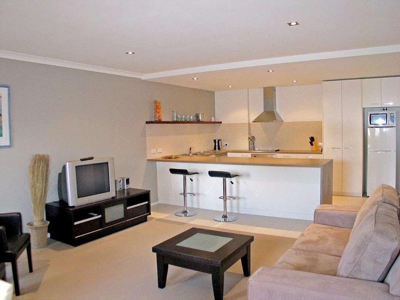 Living area at Wyuna 17