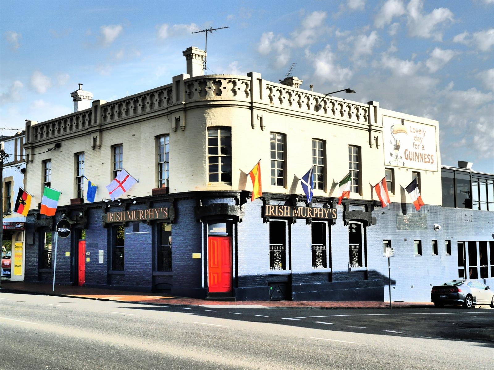 Irish Murphy's Building