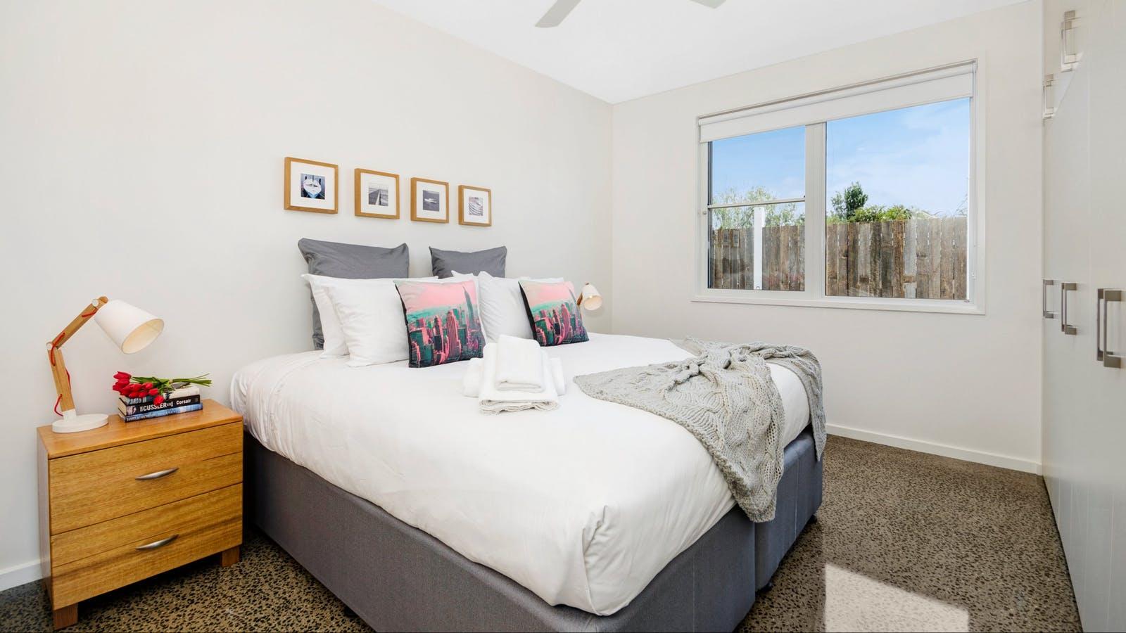 King Bedroom at Bell Air