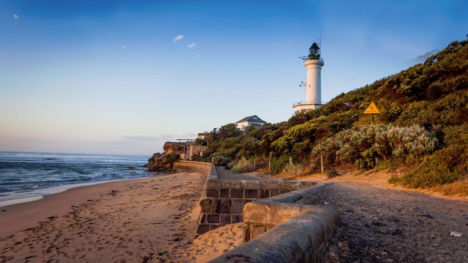 Pt Lonsdale Lighthouse