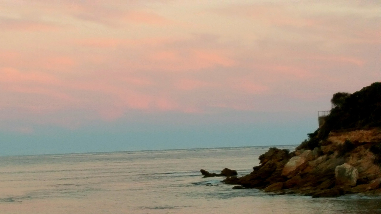 Point Lonsdale after-glow
