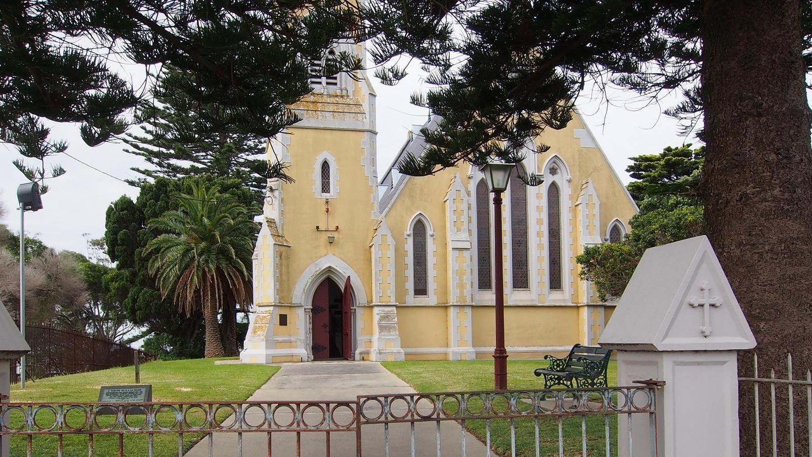 Painted Church, Queenscliff