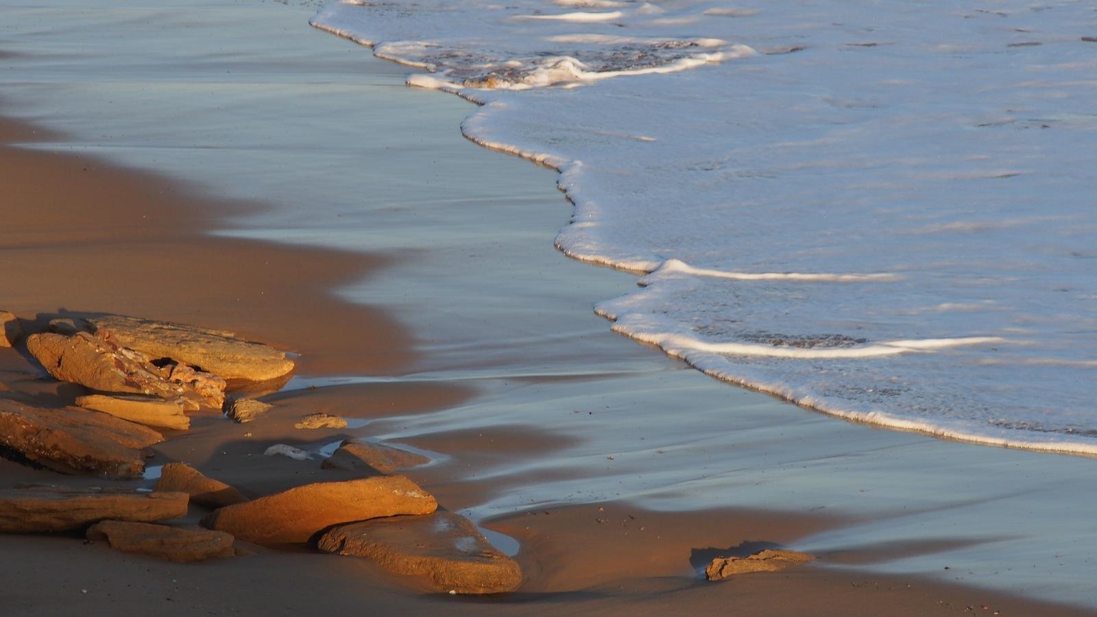 Late afternoon Ocean Grove