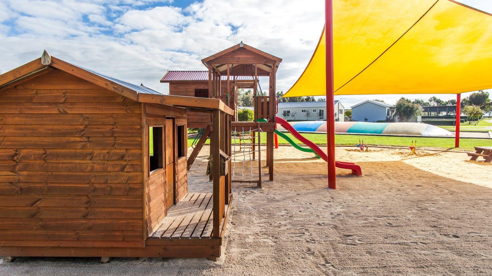 BIG4 Bellarine adventure playground