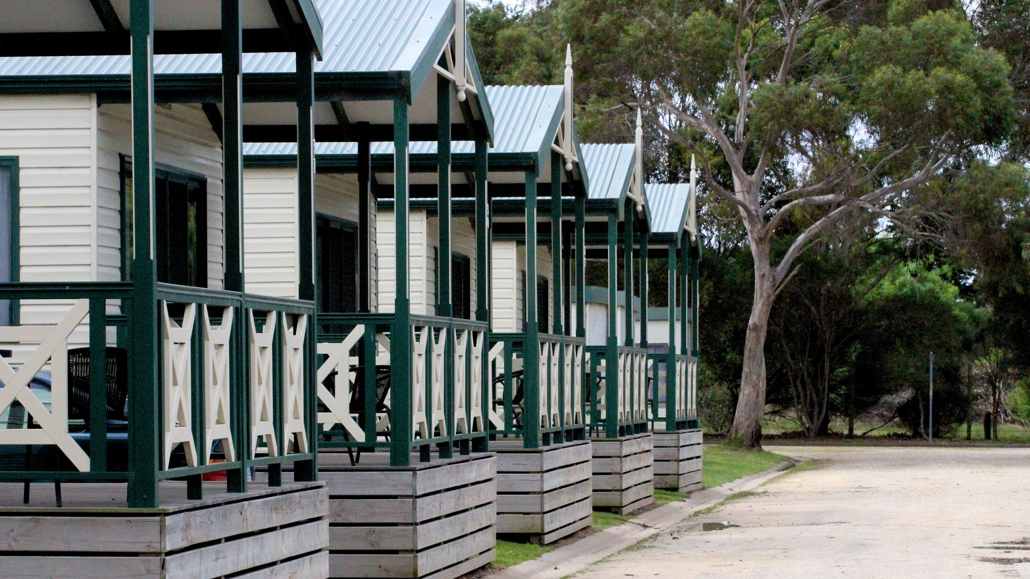 Geelong Surf Coast Highway Holiday Park