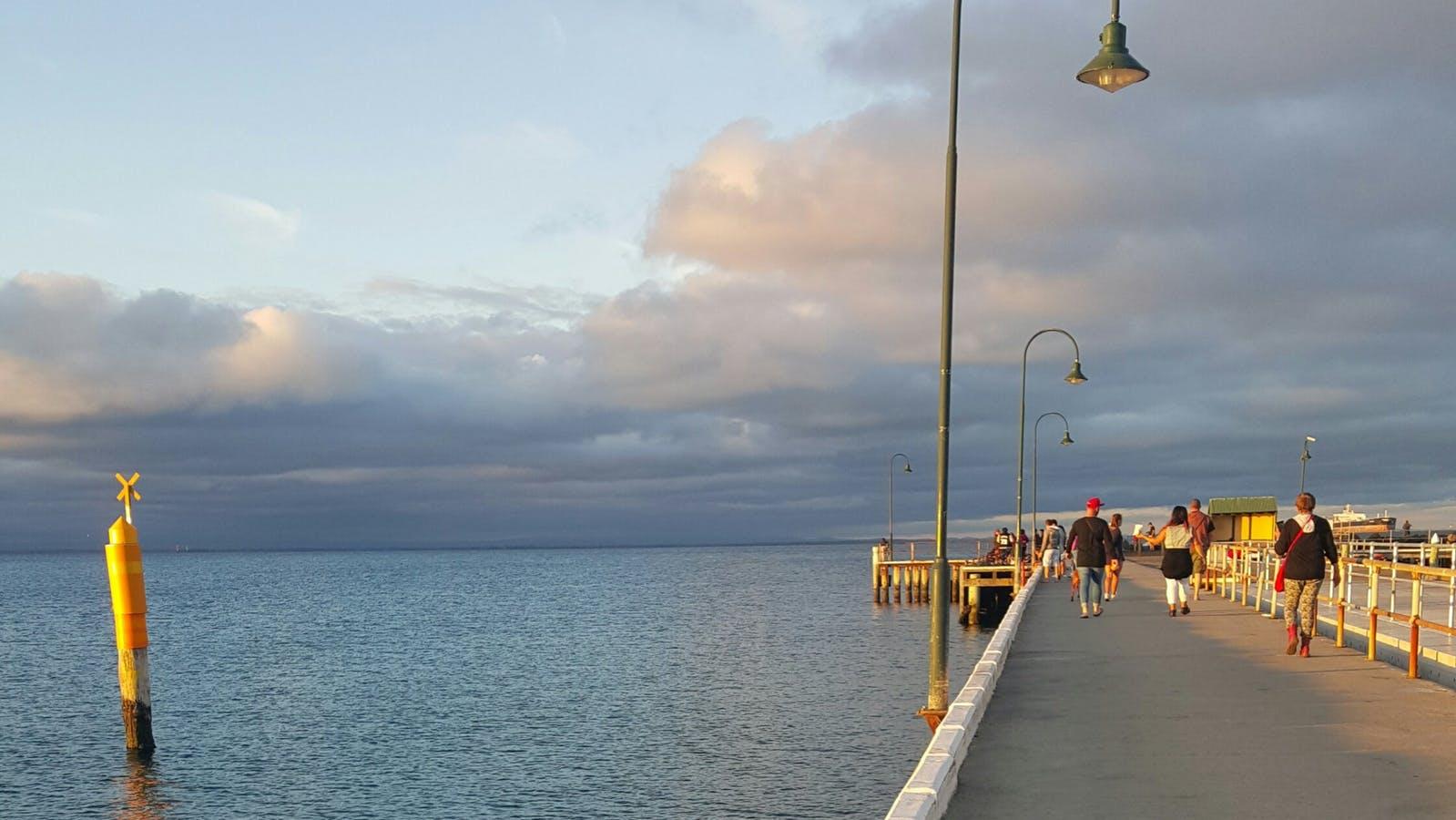Portarlington Pier