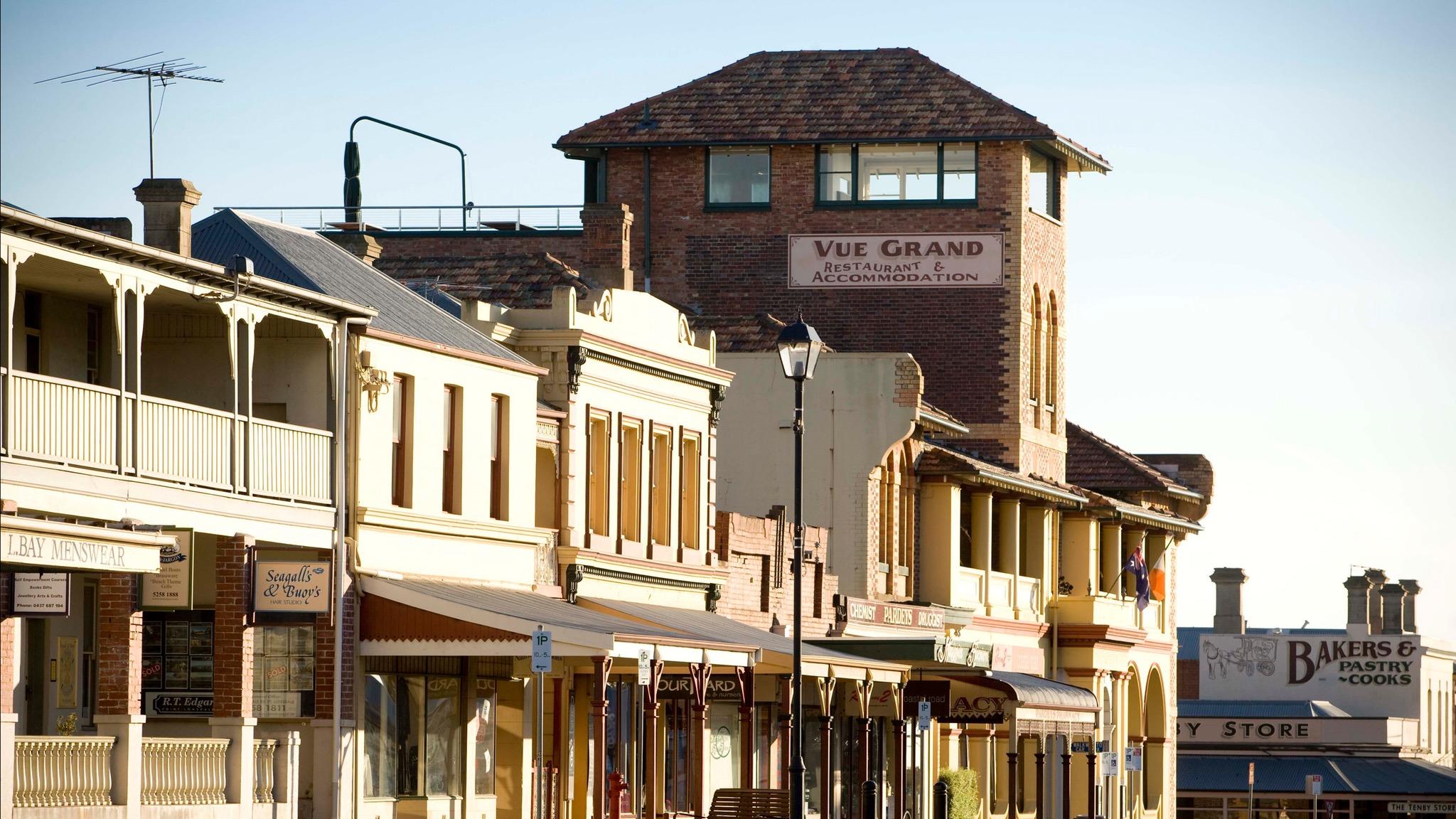Vue Grand Street View