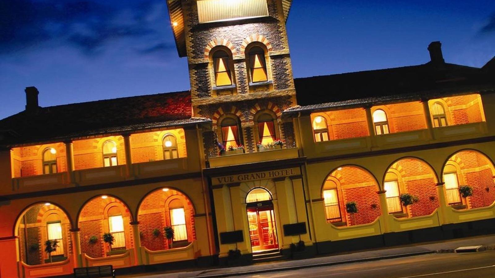 Vue Grand Hotel