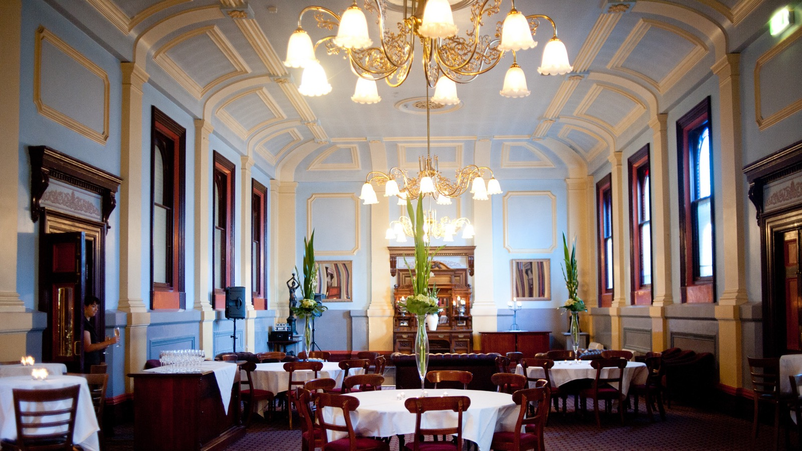 The majestic Grand Dining Room