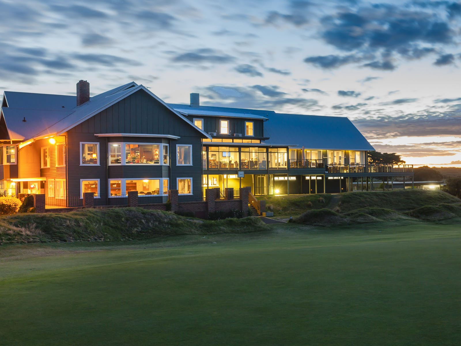 Clubhouse Twilight