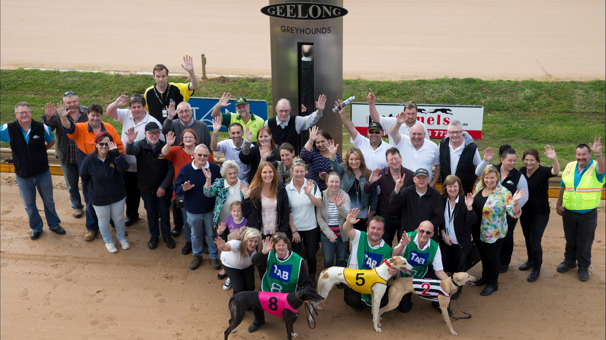 Geelong Greyhound Club and the community they support