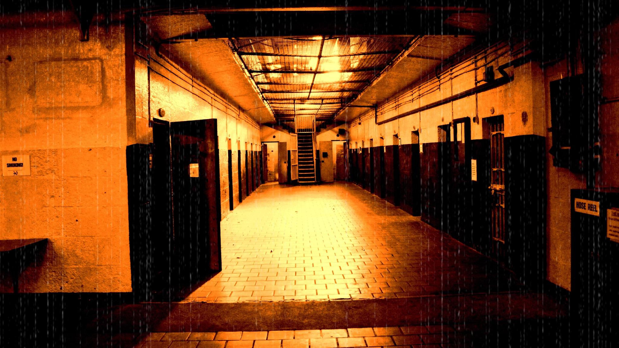 Old Geelong Gaol Prison Break