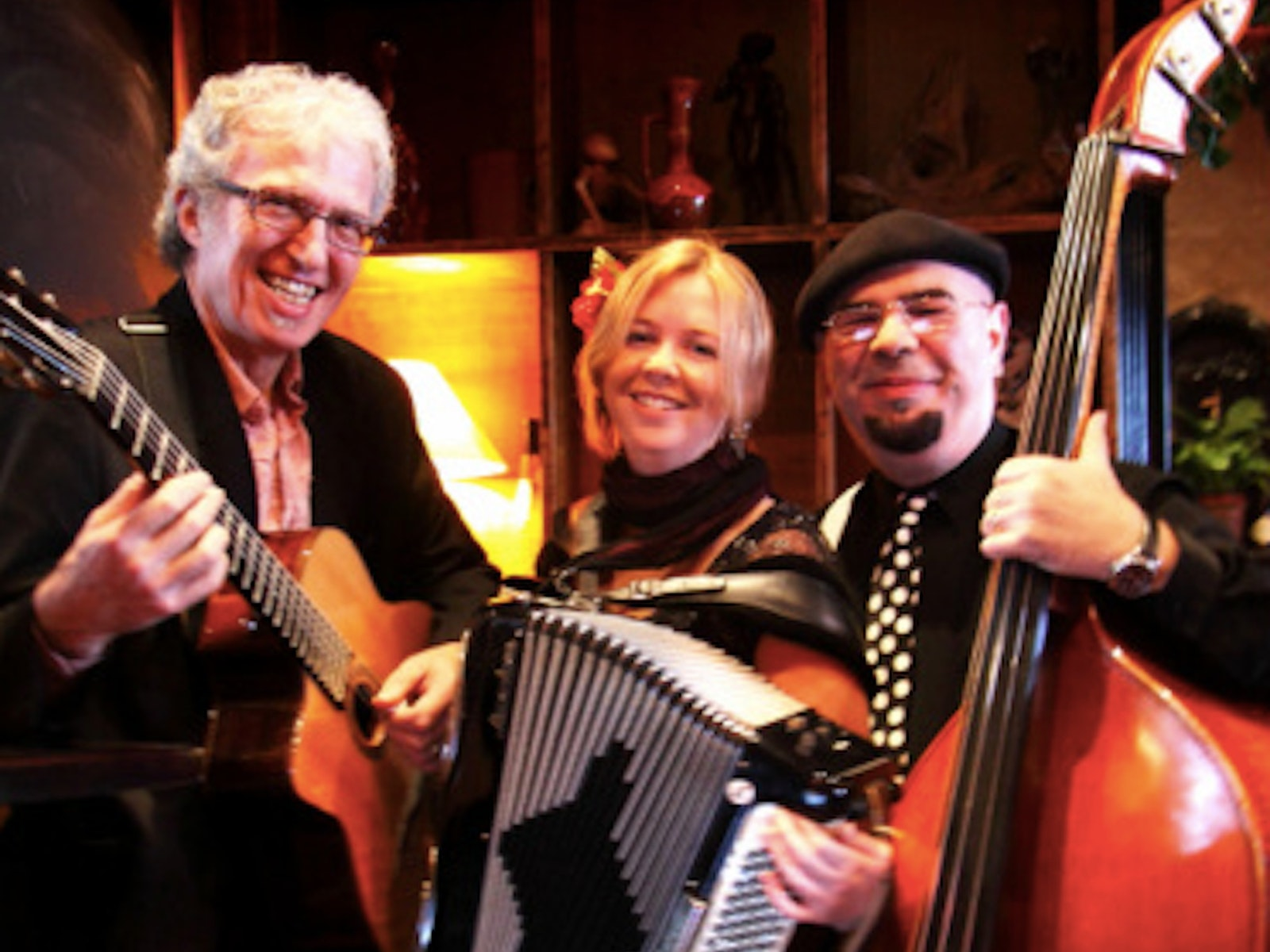 Belle Musette will play at 360Q's Bastille Dinner and Show. queenscliff