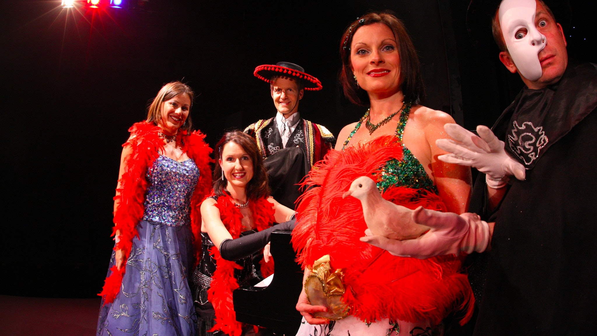 Pot-Pourri cabaret opera performance 360Q queenscliff waterfront dining