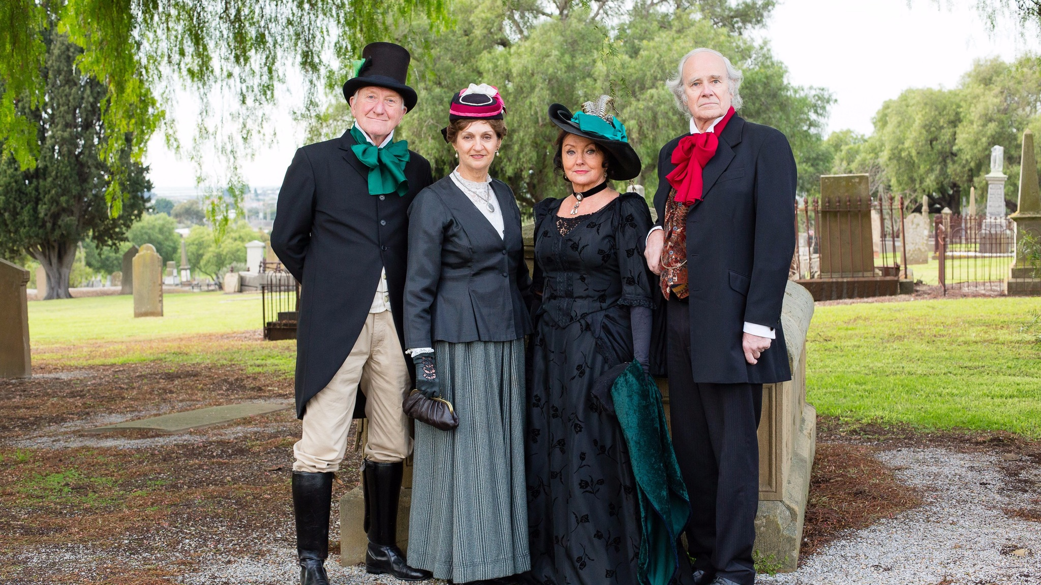 History Alive - Geelong Eastern Cemetery Tour
