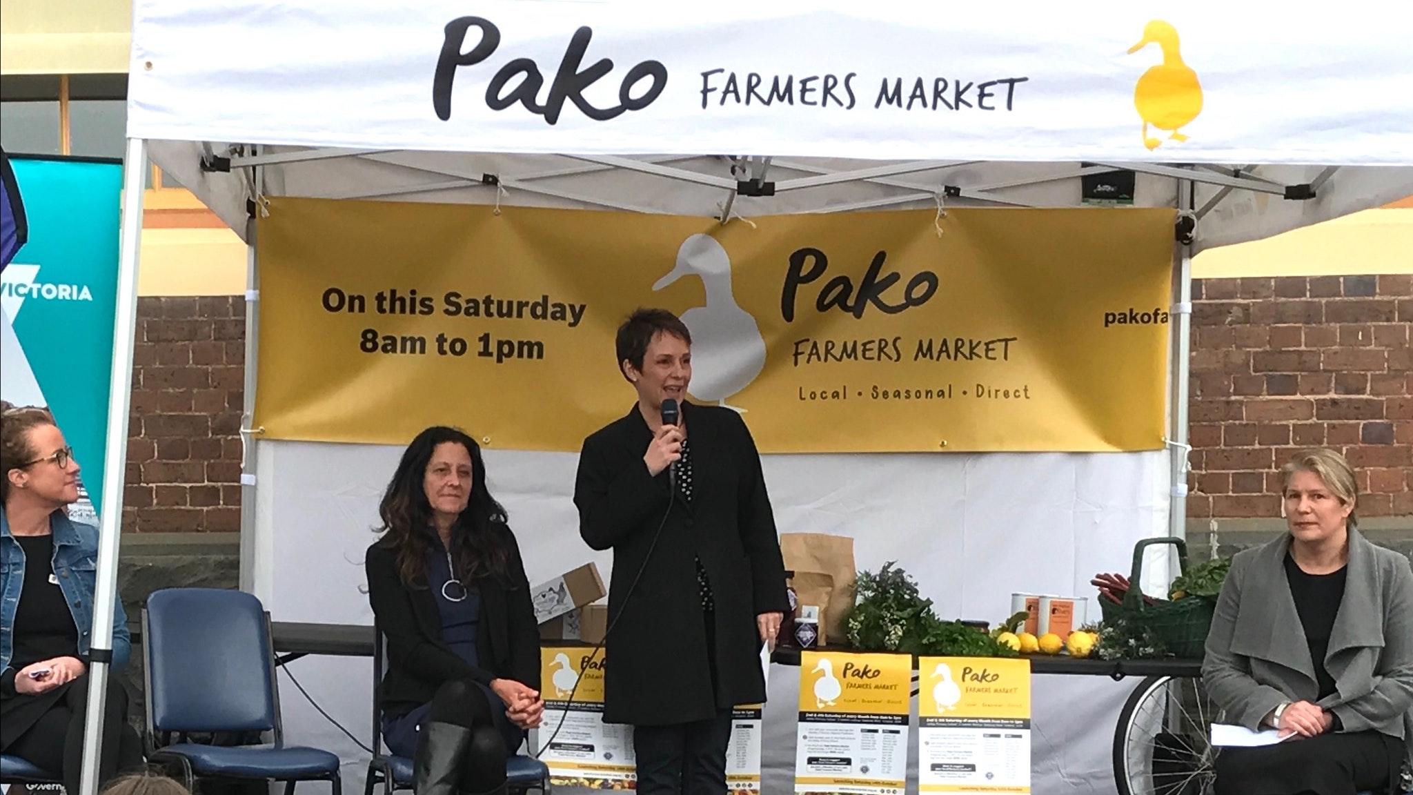 Pako FM Launch