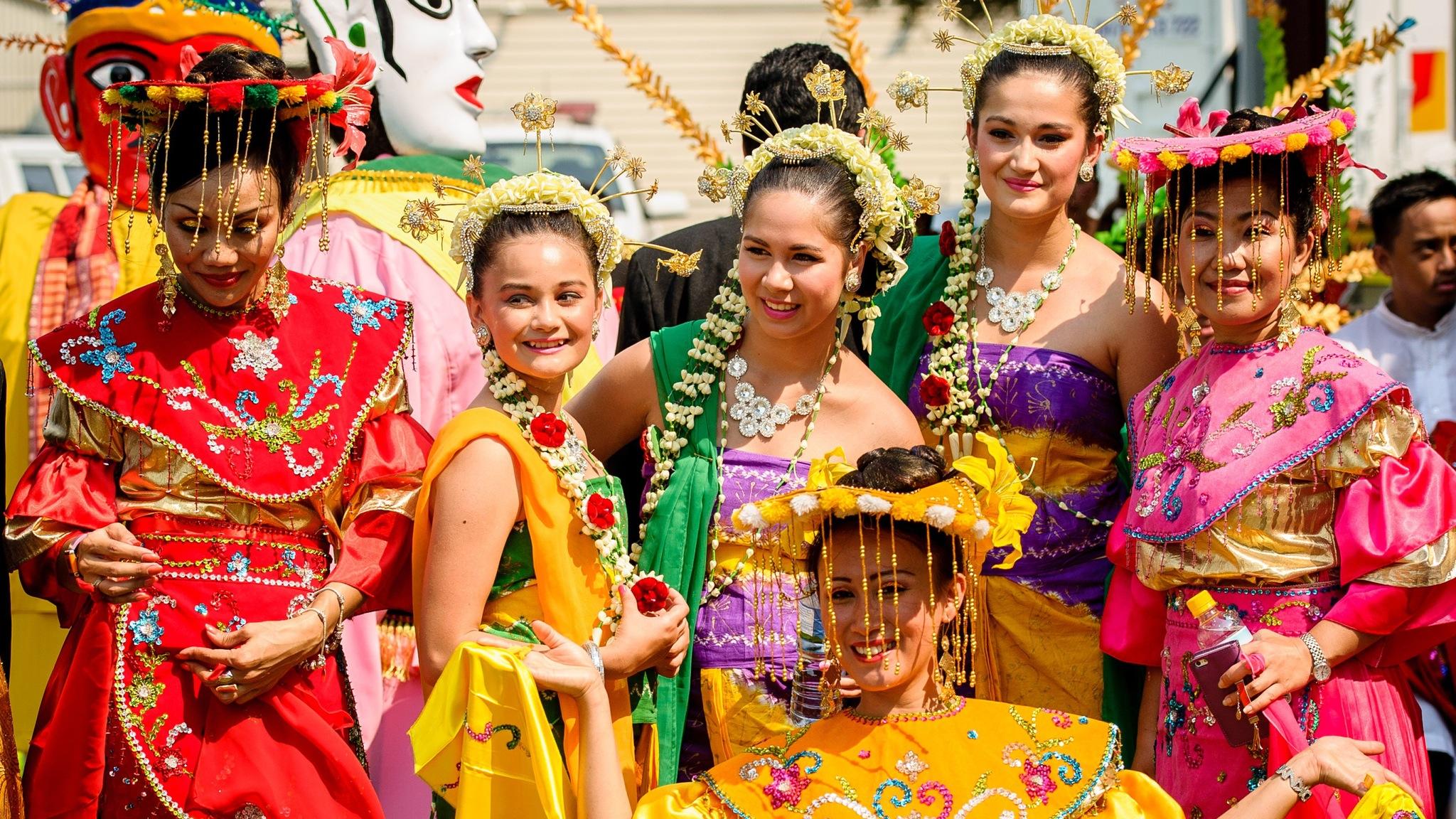 Pako Festa A Celebration of Cultural Diversity