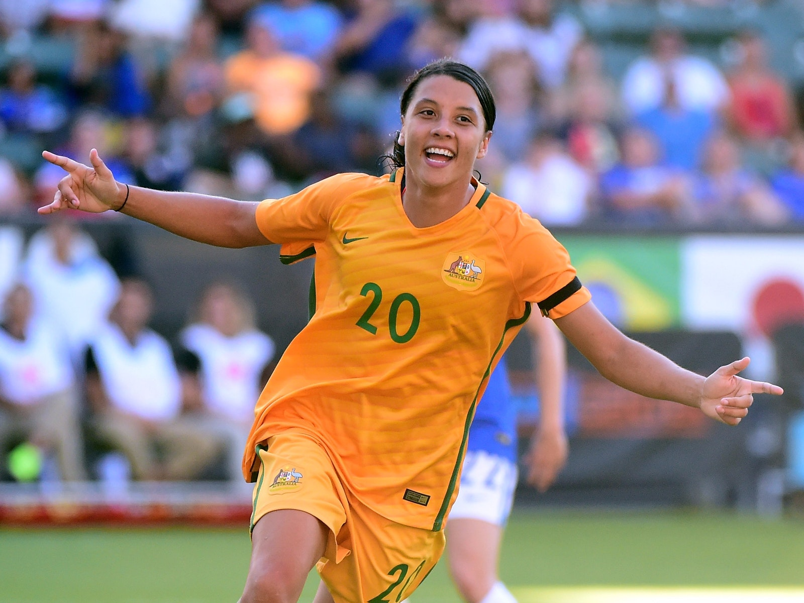 Westfield Matildas v China