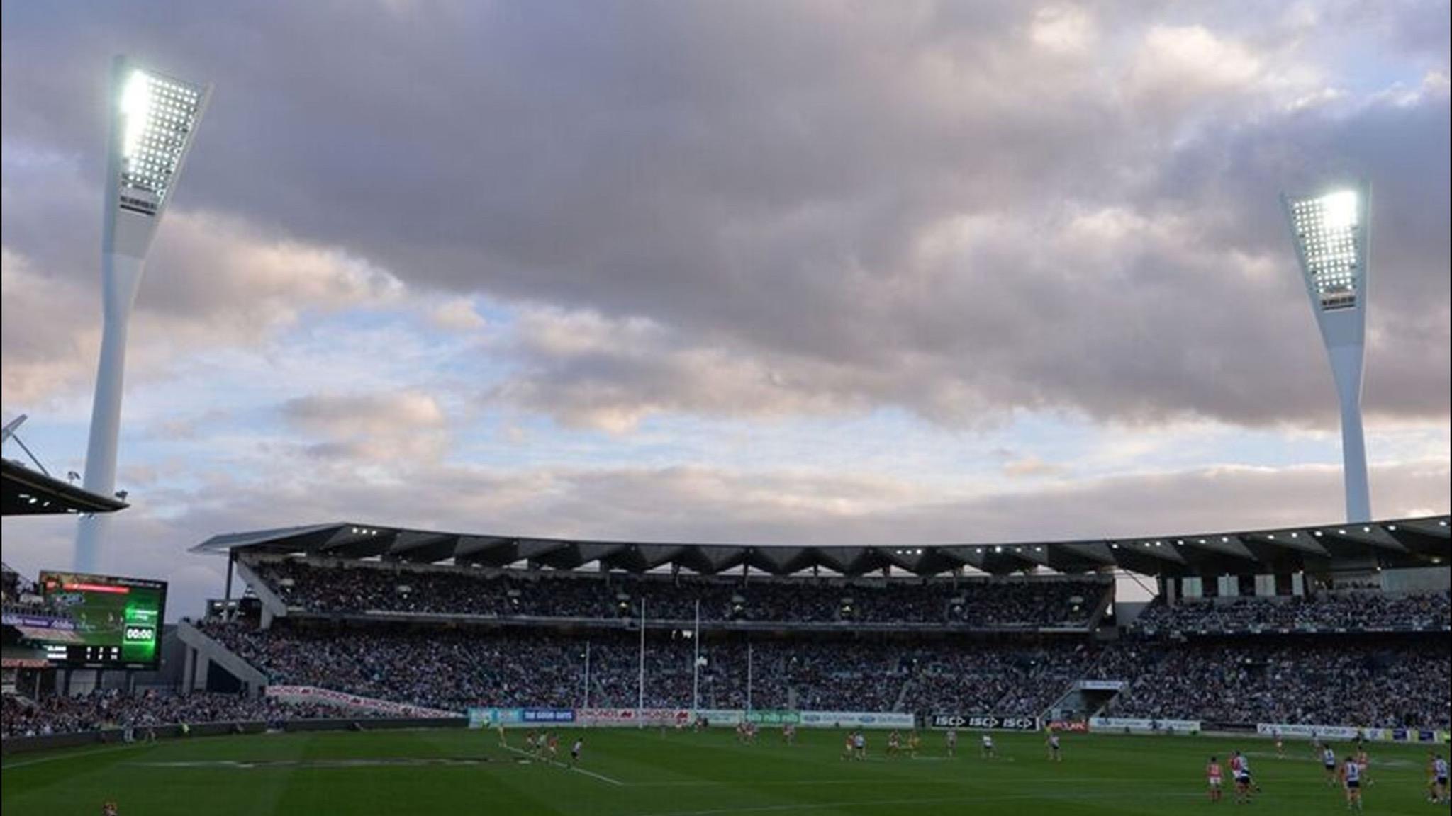 Simonds Stadium, Geelong