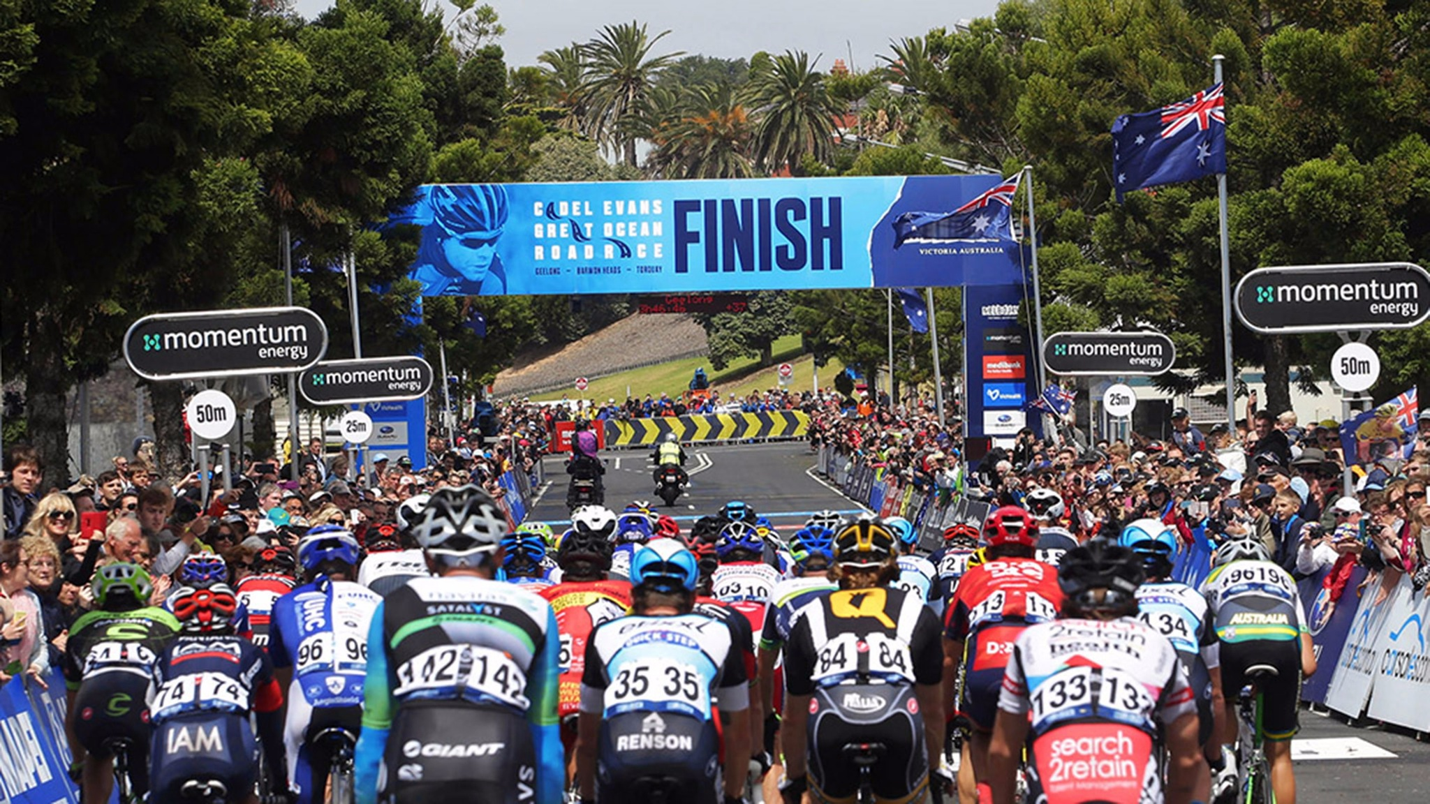 2017 Cadel Evans Great Ocean Road Race