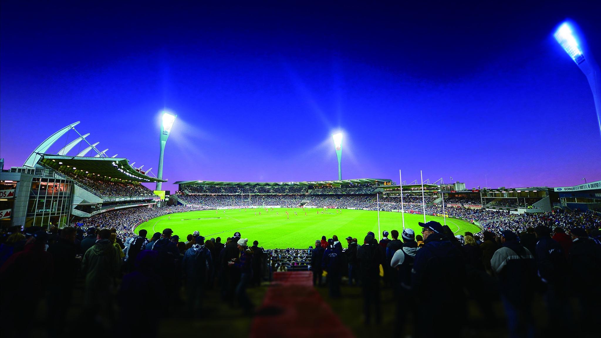 The Simonds Stadium