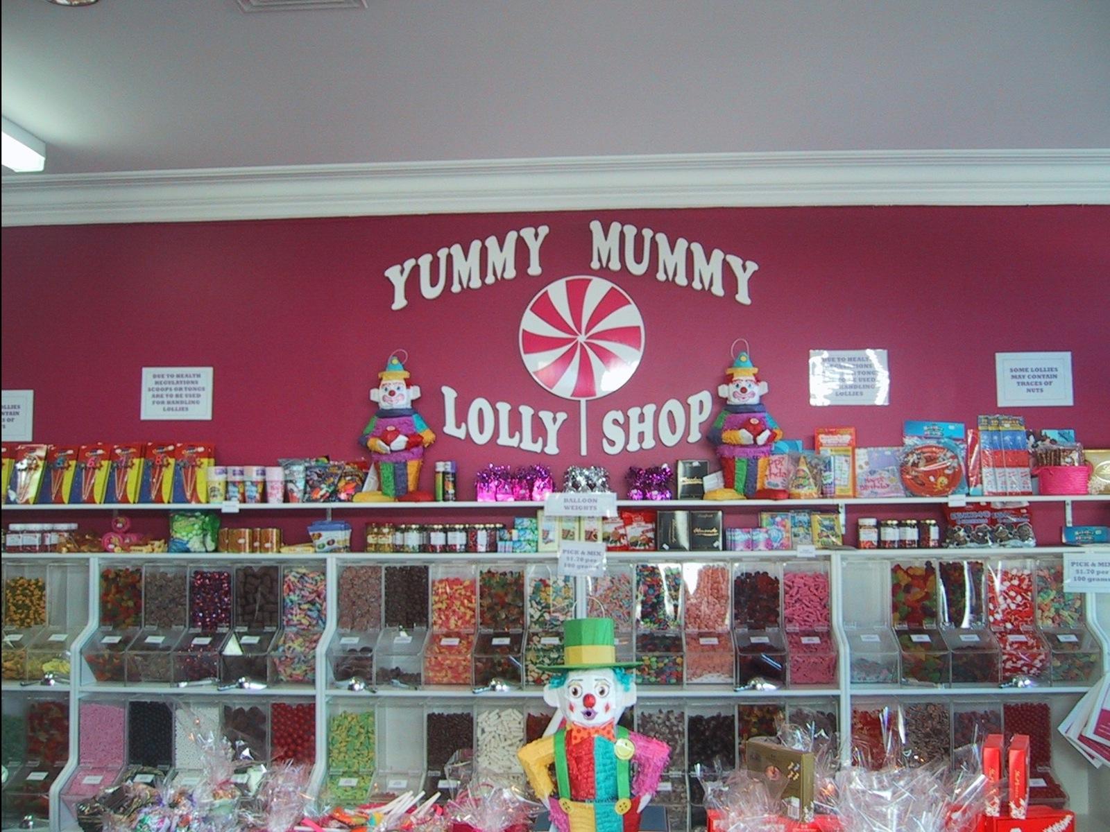 Yummy Mummy Lolly Shop Pick n Mix