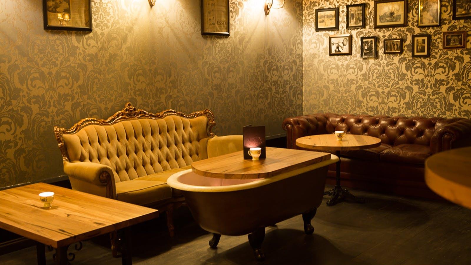 The Bathtub Gin Lounge