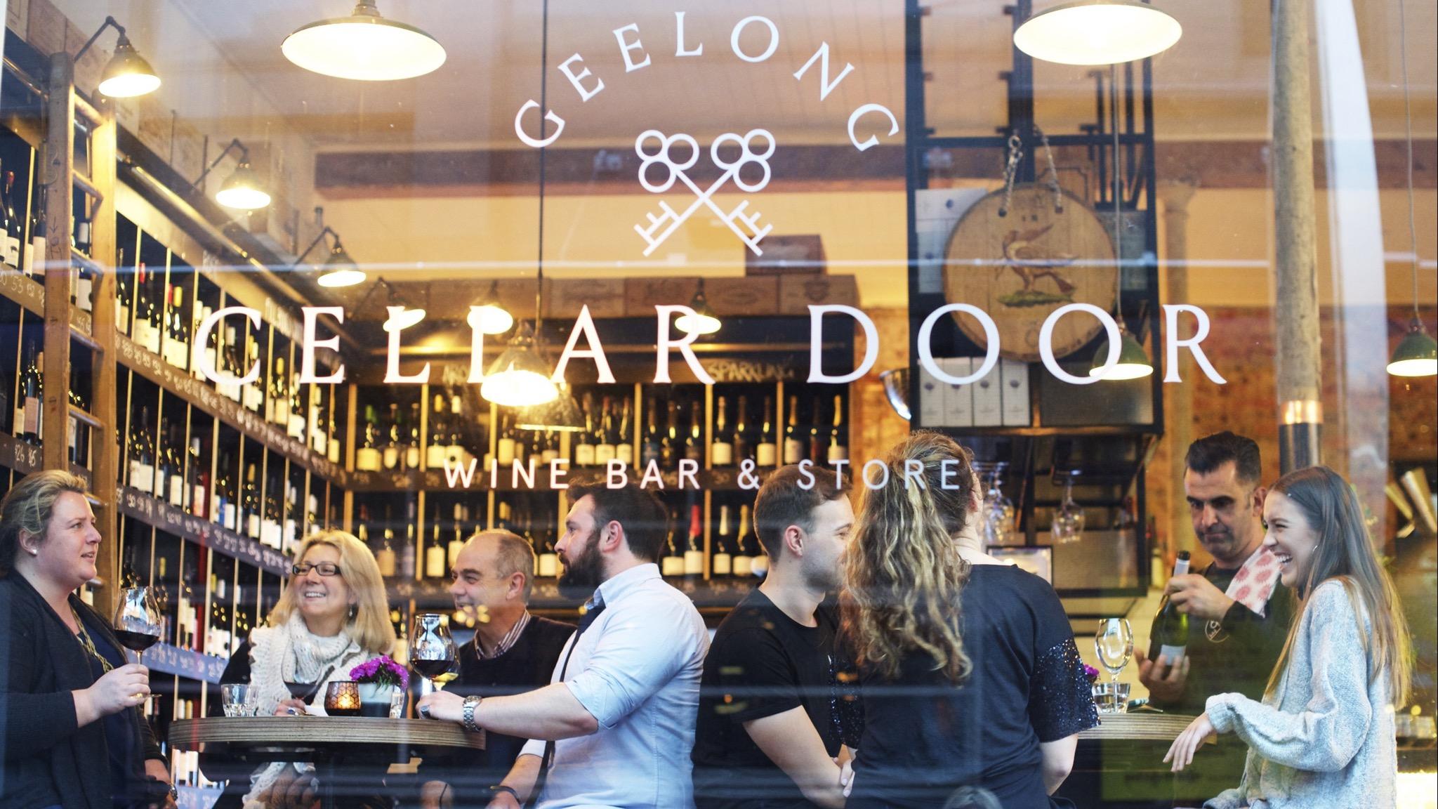 Geelong Cellar Door