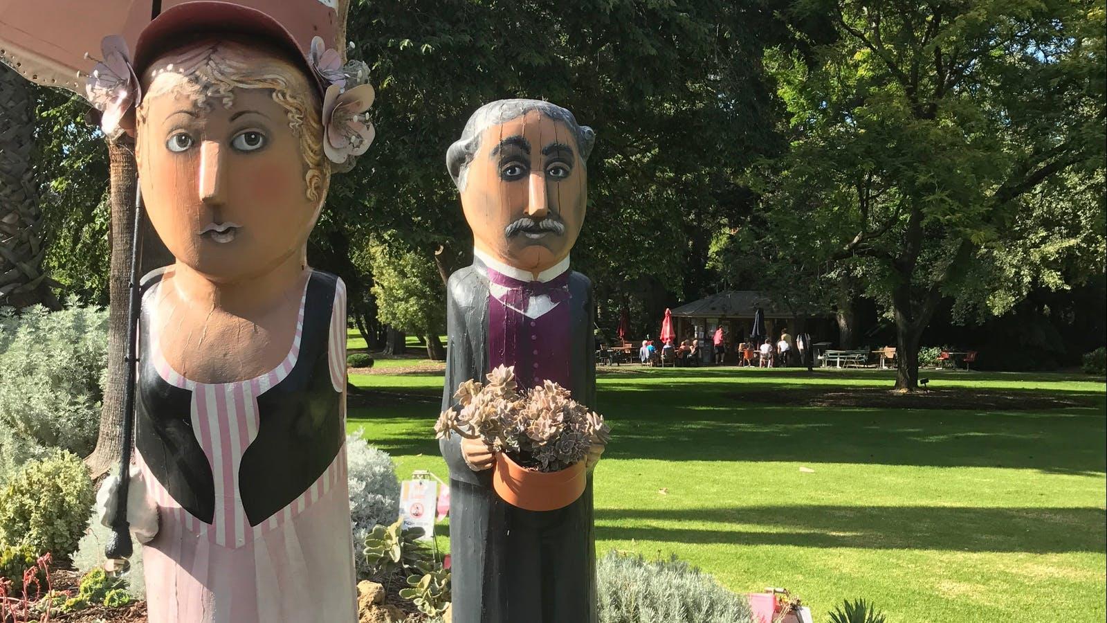 Geelong Botanical Gardens Tea House