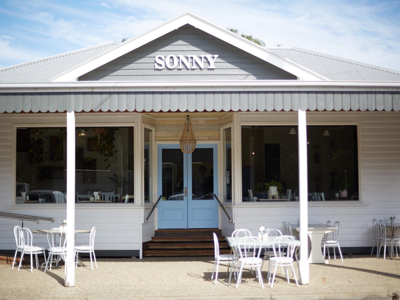 Sonny Shop Front