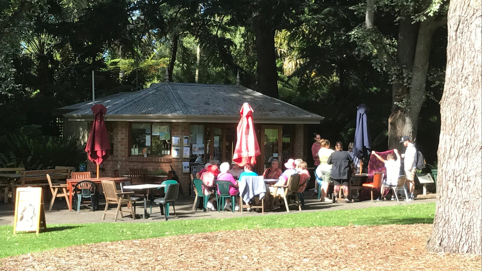 Geelong Botanical Gardens Tea House