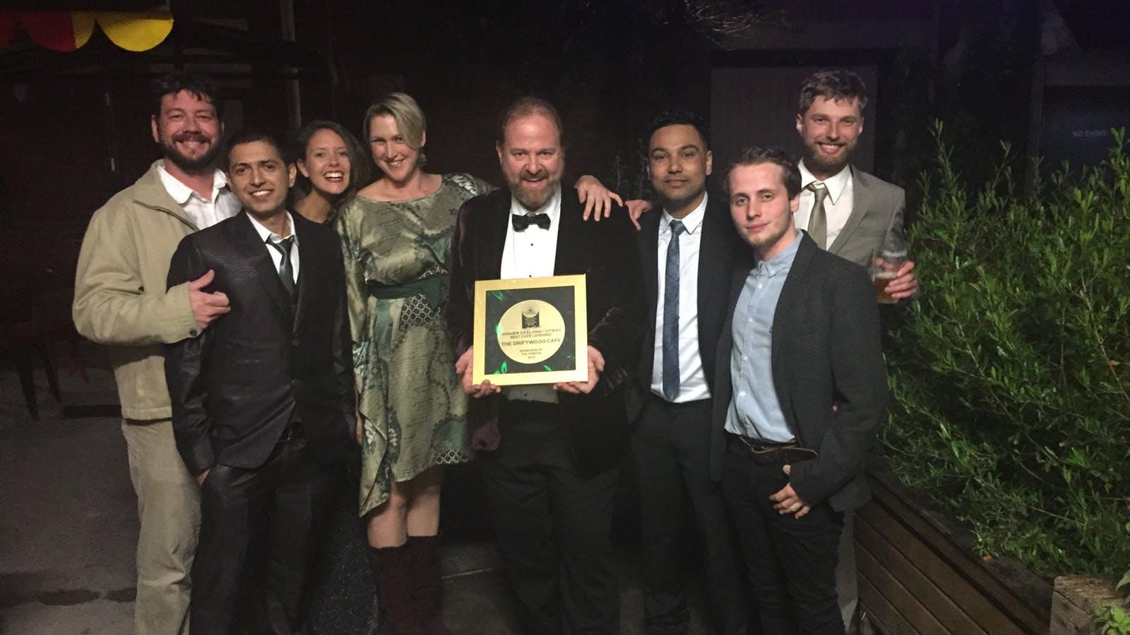 Golden Plate Awards Winners: Best Licenced Cafe