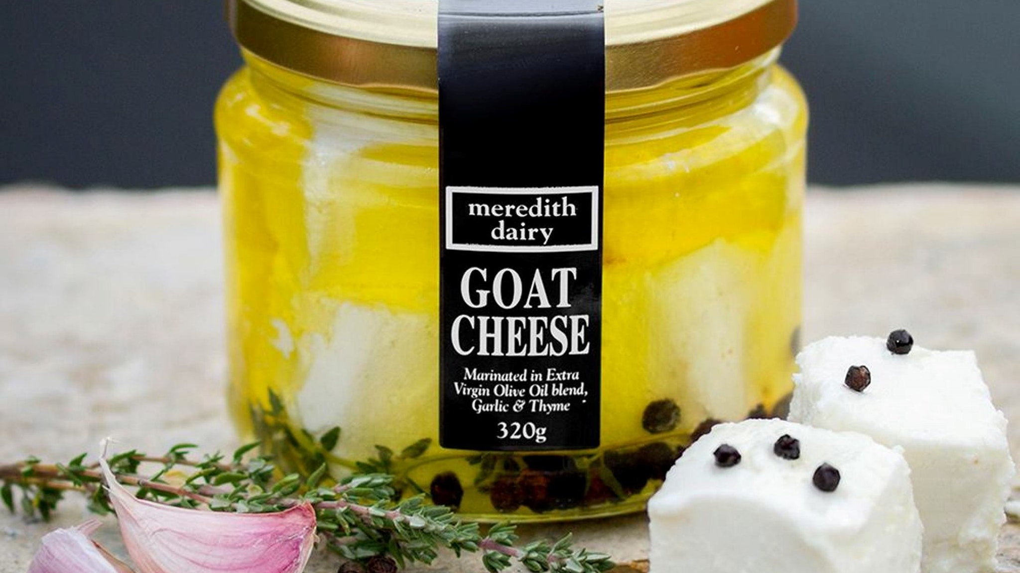 Meredith Dairy Goat Cheese
