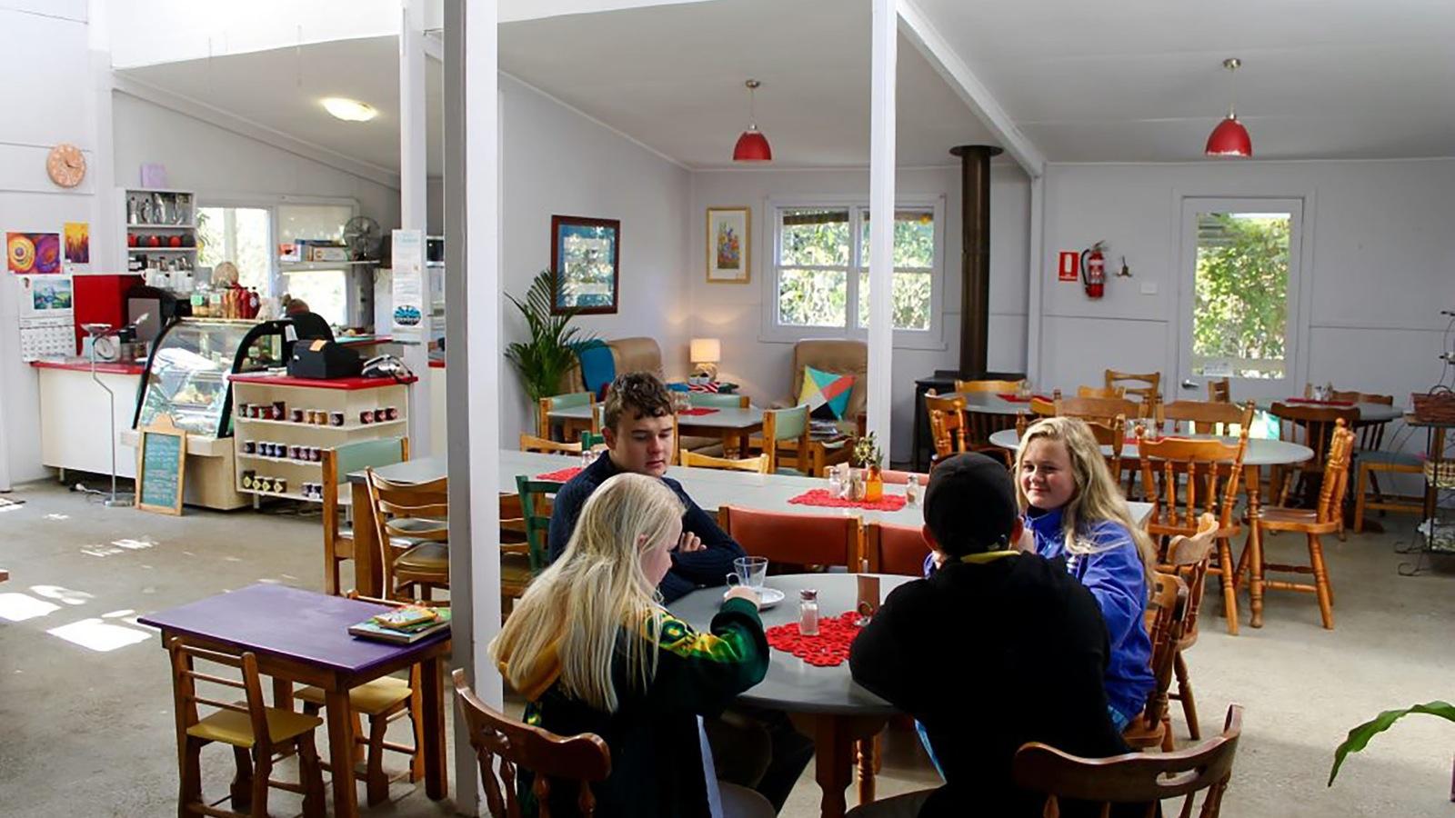 Summer Sensations Café