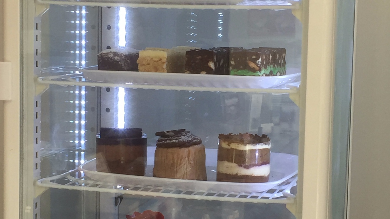 Cakes and slices