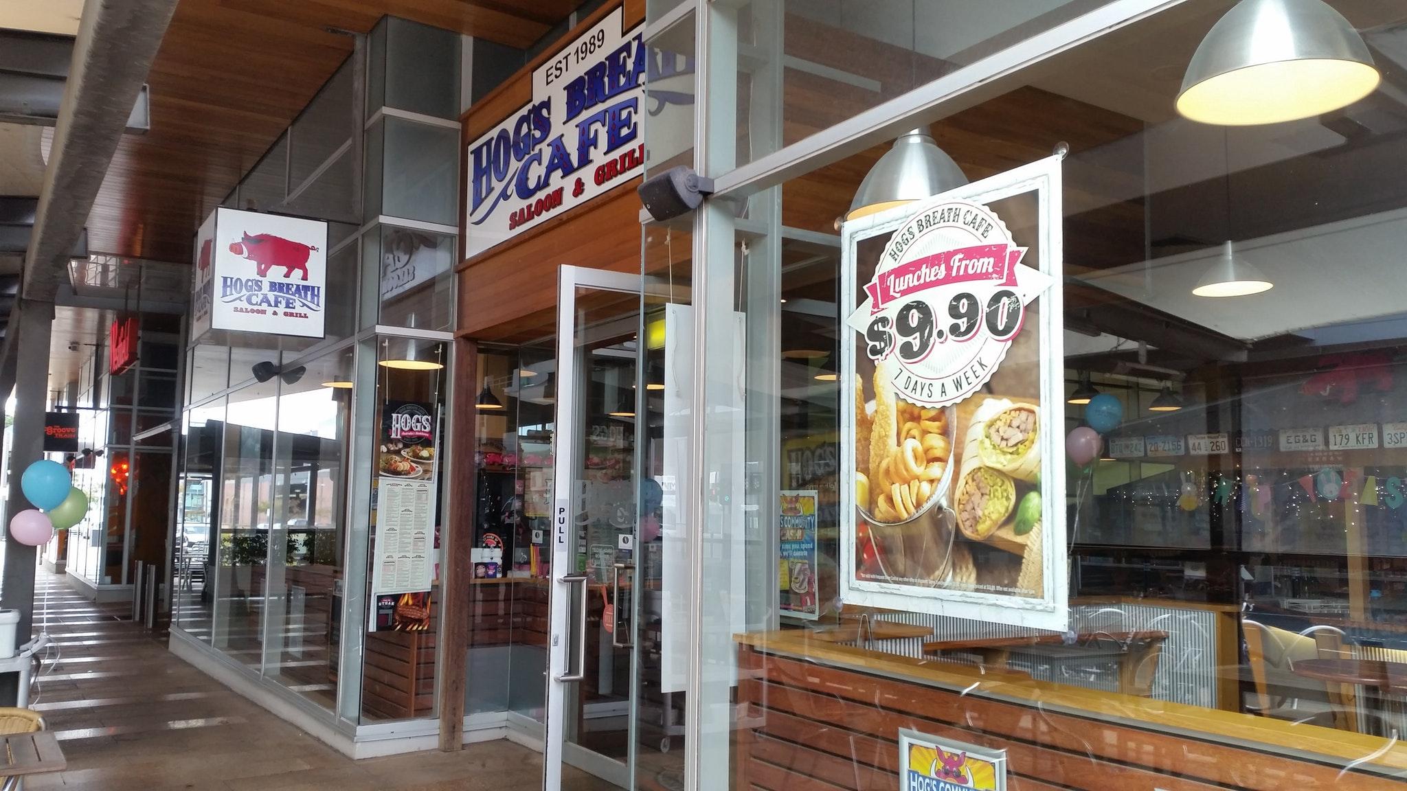 Hog's Breath Cafe Geelong
