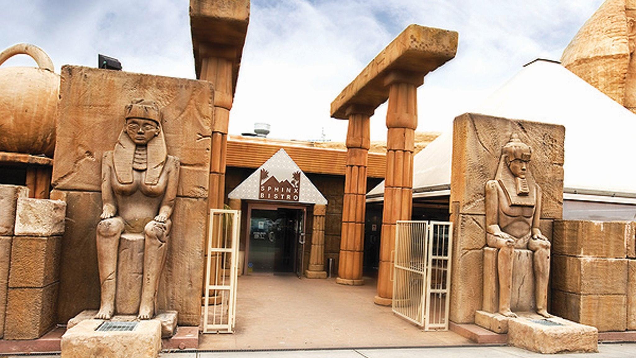 Sphinx Pharaohs Bistro