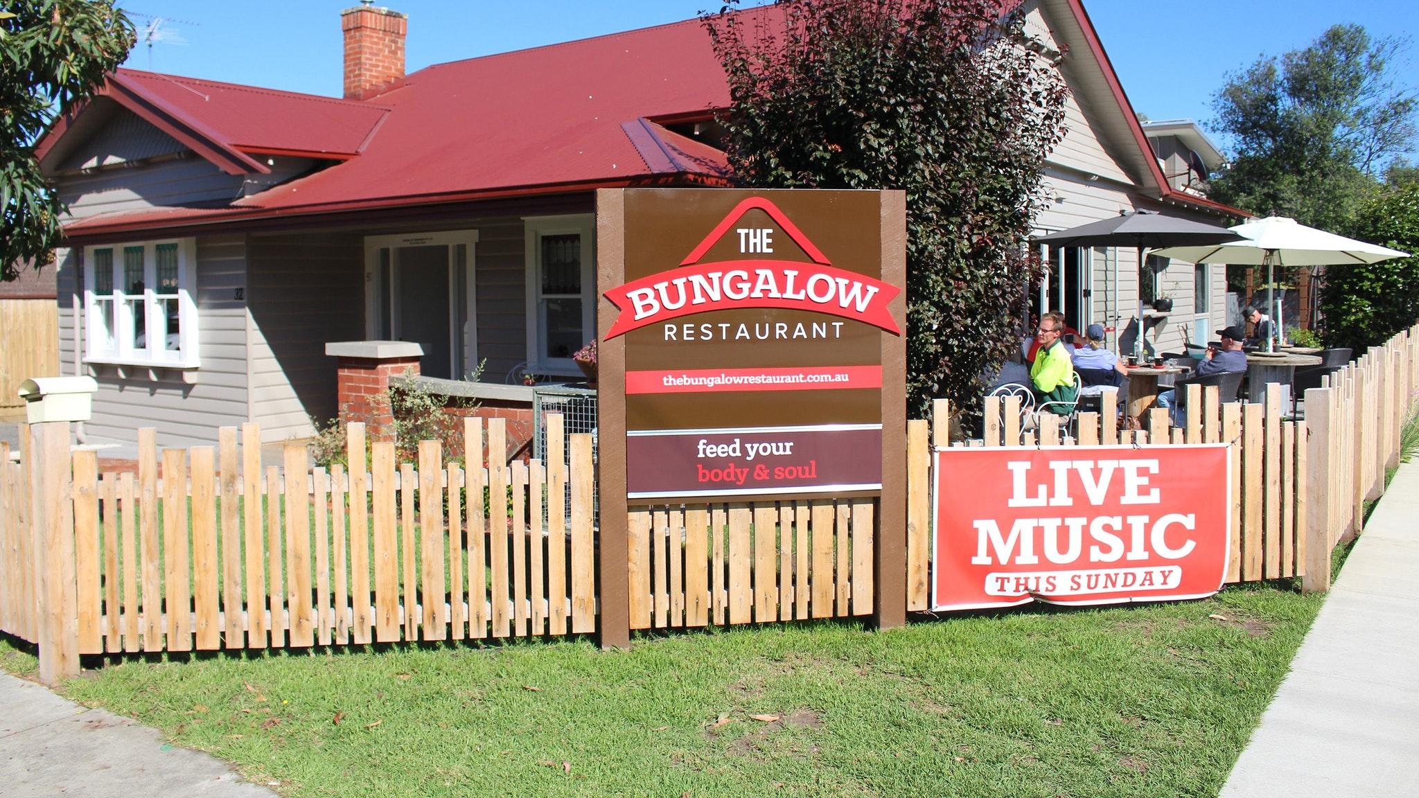 The Bungalow Restaurant