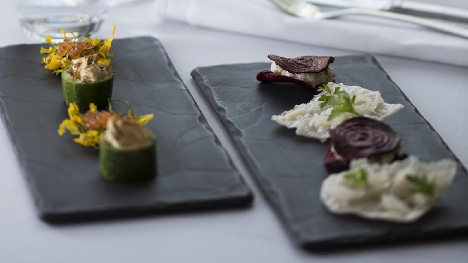 Award winning food at Gladioli
