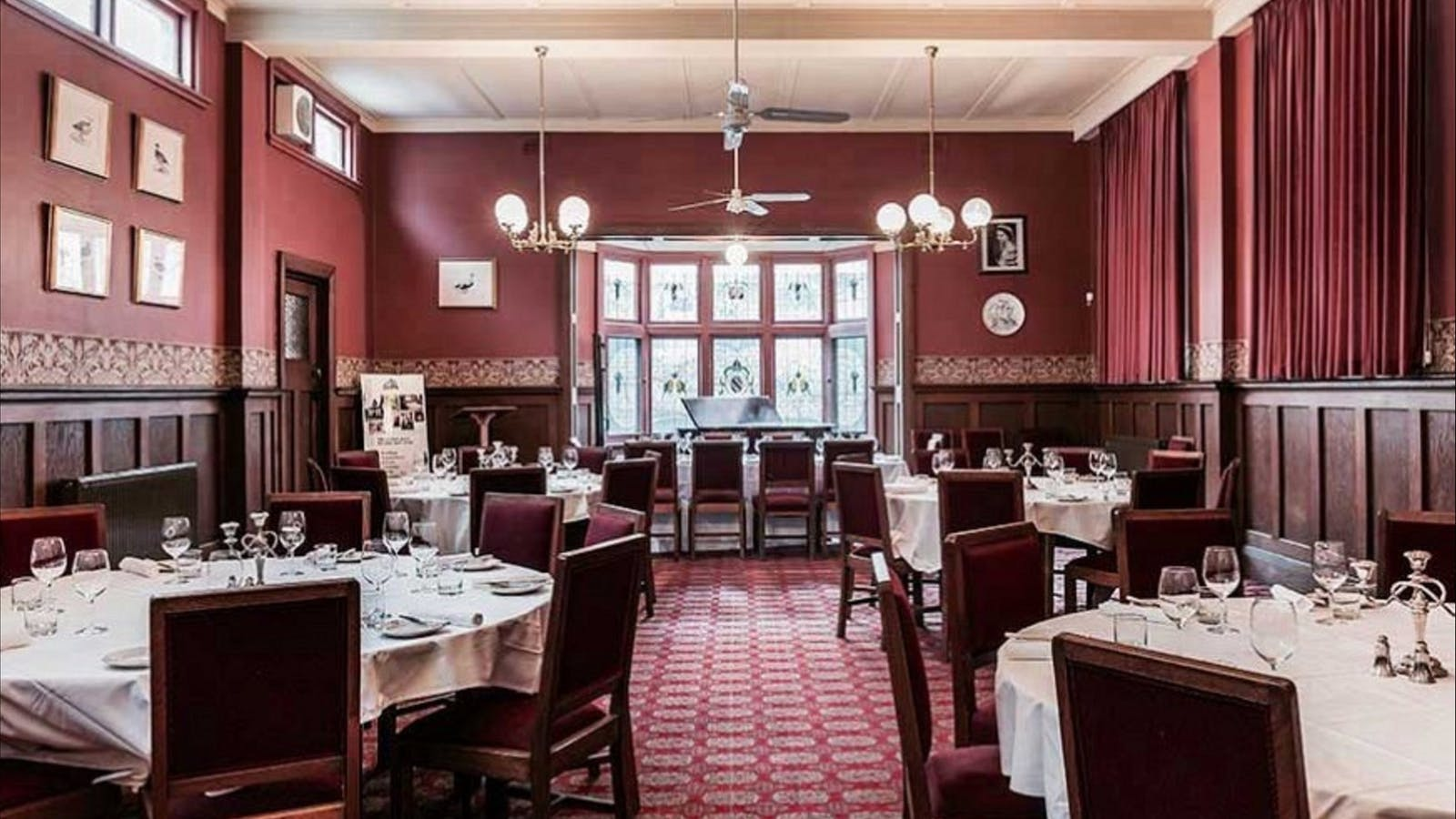 The Geelong Club - Dining Room