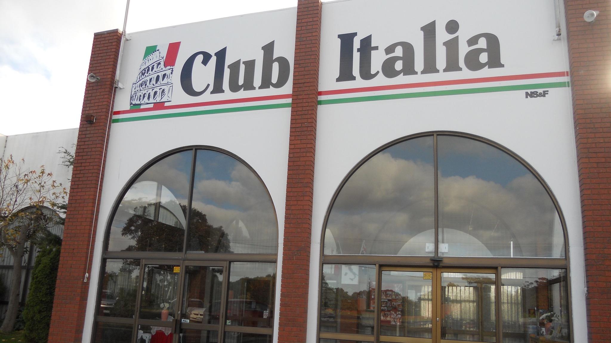 Club Italia Geelong