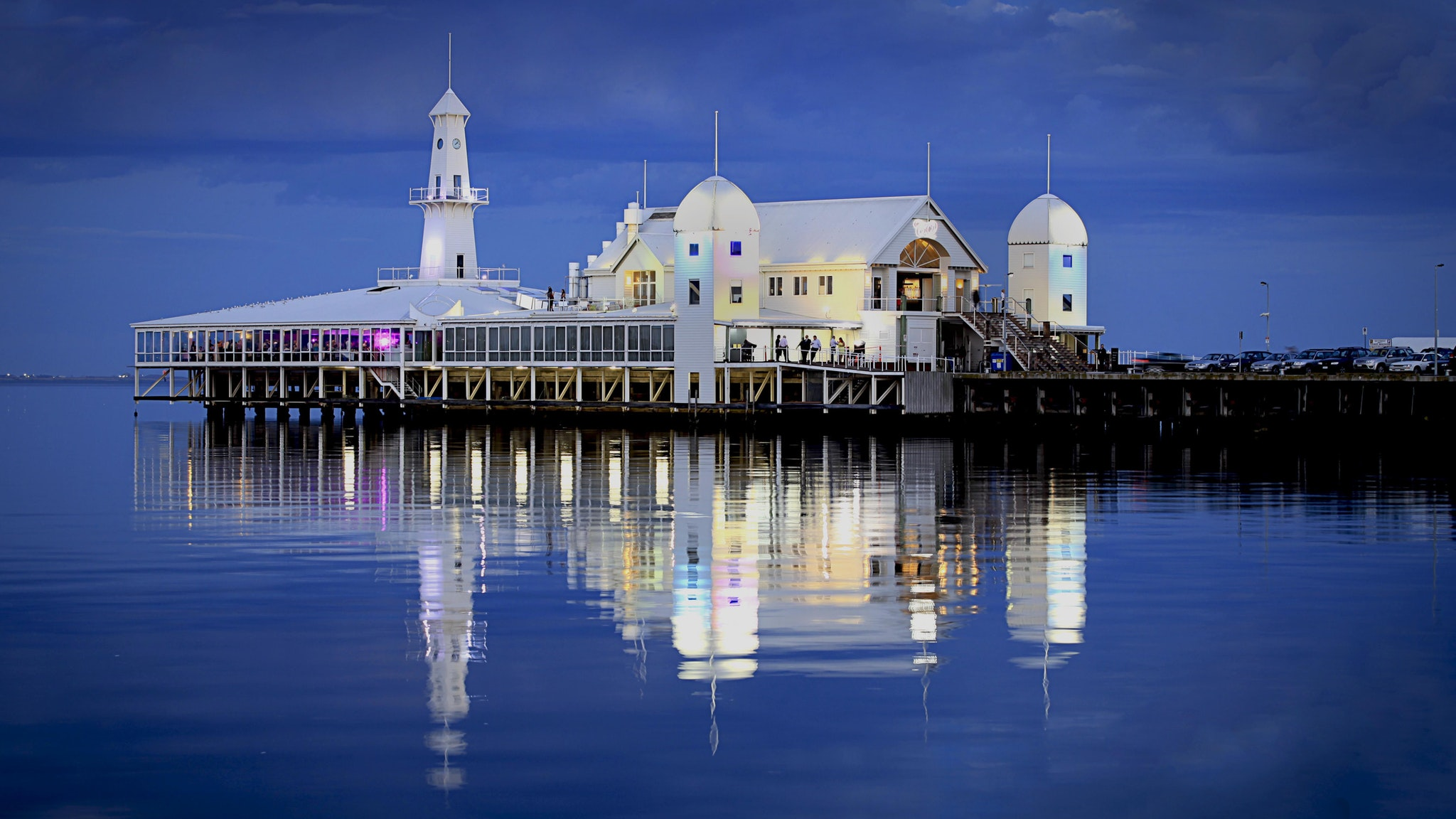 The Pier Geelong