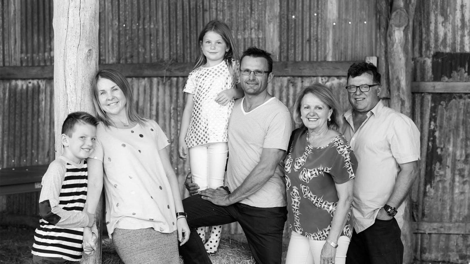 BAIE Family