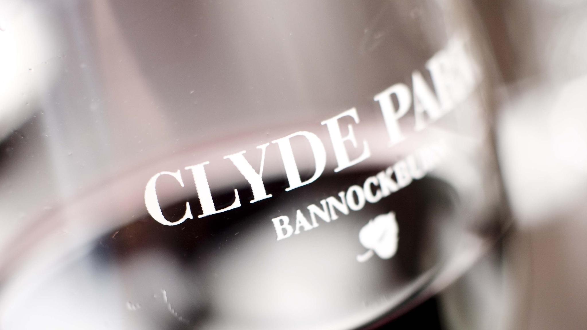 A stunning Clyde Park glass