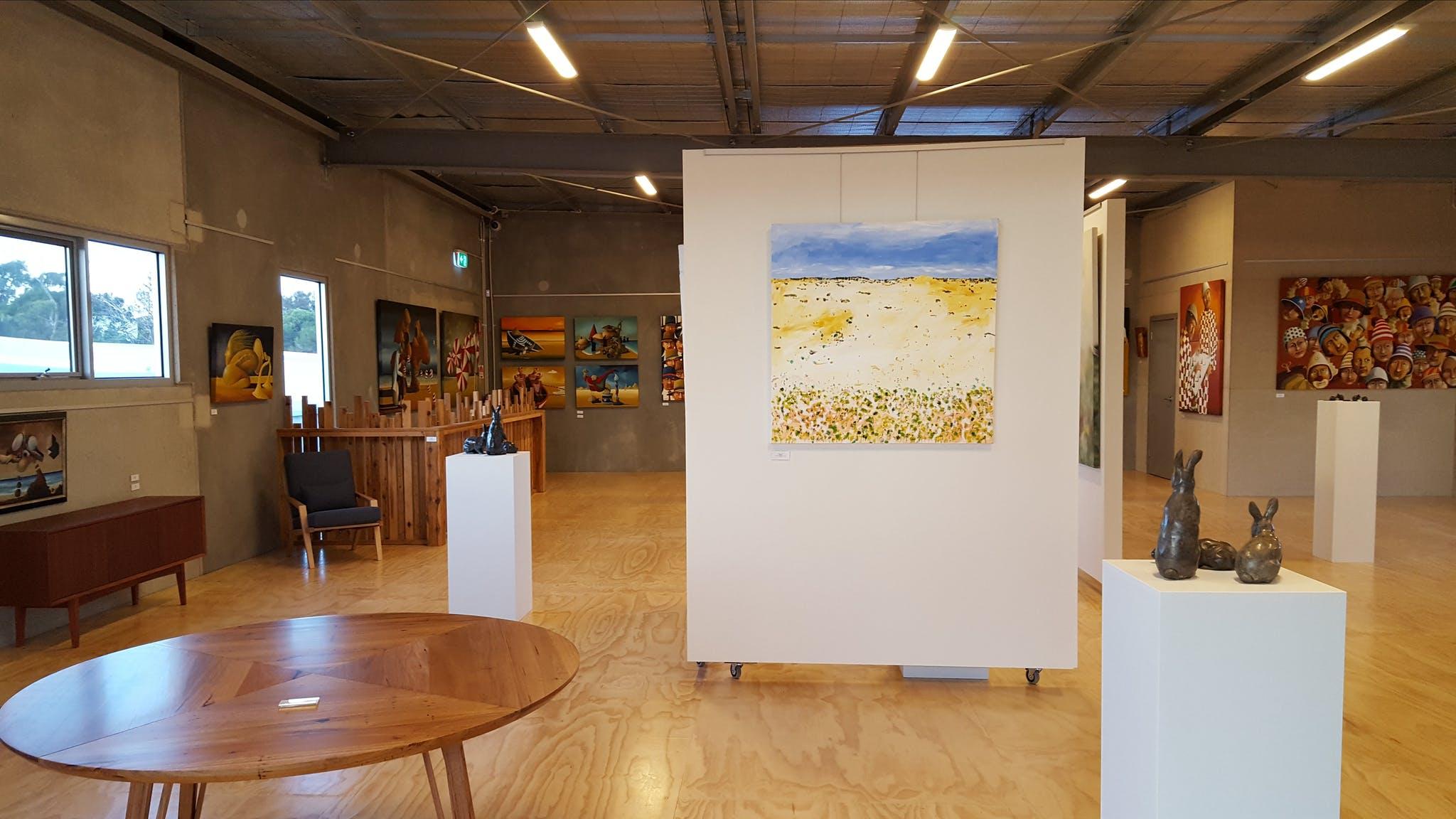 The Hive Gallery Ocean Grove Attraction Geelong the Bellarine