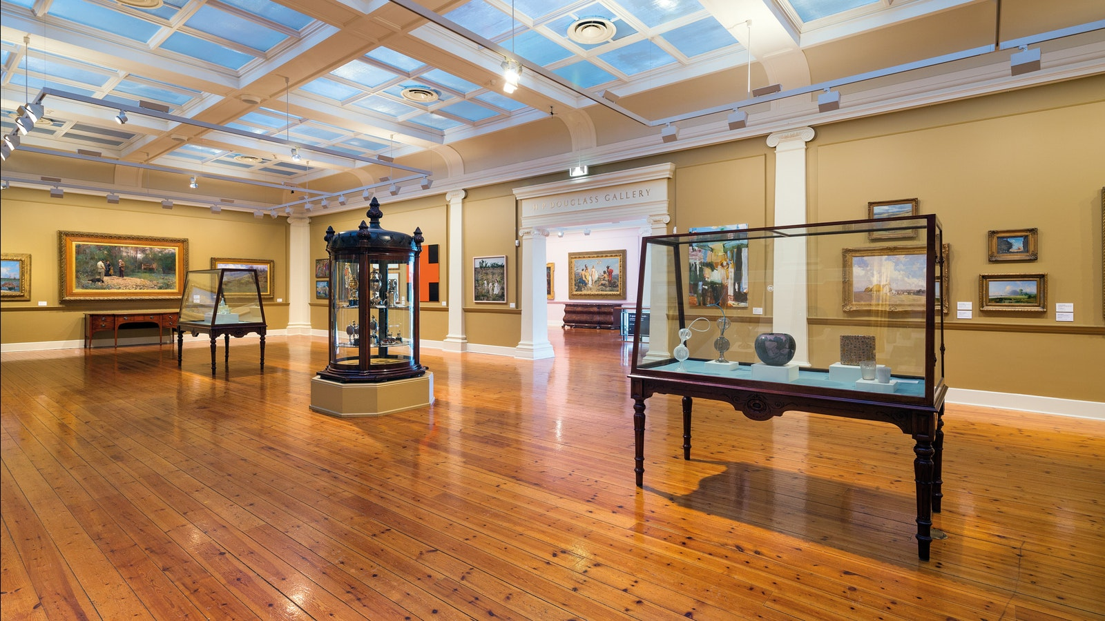 Geelong Gallery permanent collection